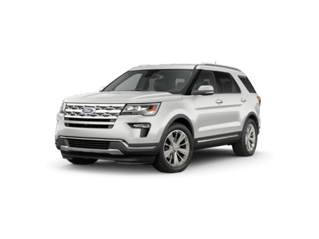 New 2019 Ford Explorer Limited 4WD SUV Medford, OR